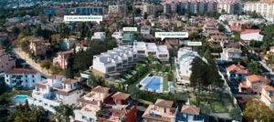 Jardines de Belón, Marbella